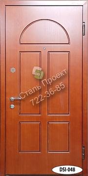 стальные двери варианты