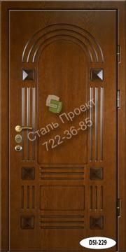 Металлическая дверь производства г. Клин
