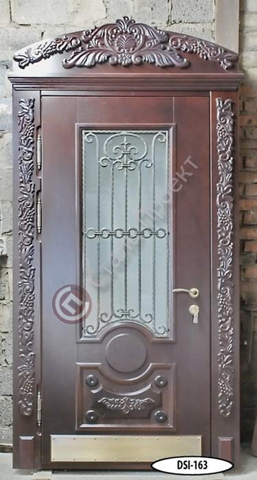 вторая входная дверь железная дорога