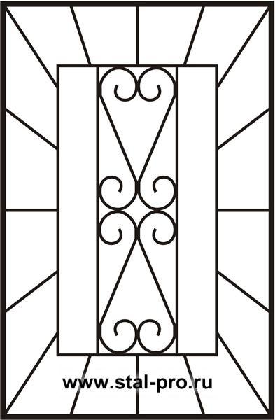 Решетки на окна бирюлево