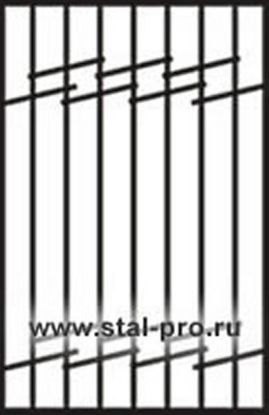 купить металлическую решетку